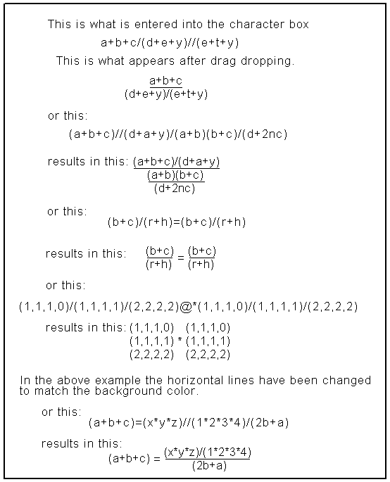 Equation Macros image